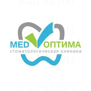 Логотип - Мед Оптима